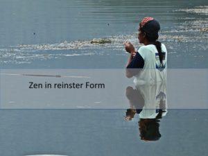 Zen-Rauchen